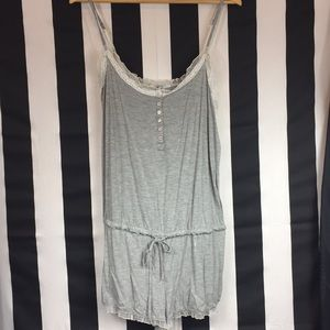 Victoria secret NWT romper sleepwear sz large